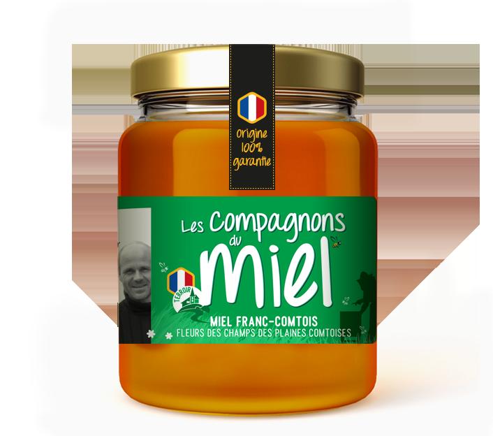 Miel Franc-Comtois Crémeux