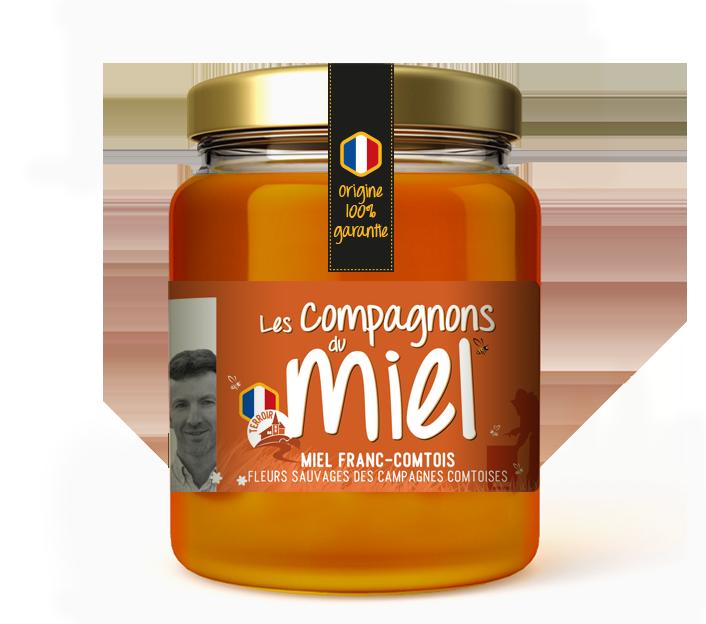 Miel Franc-Comtois Liquide