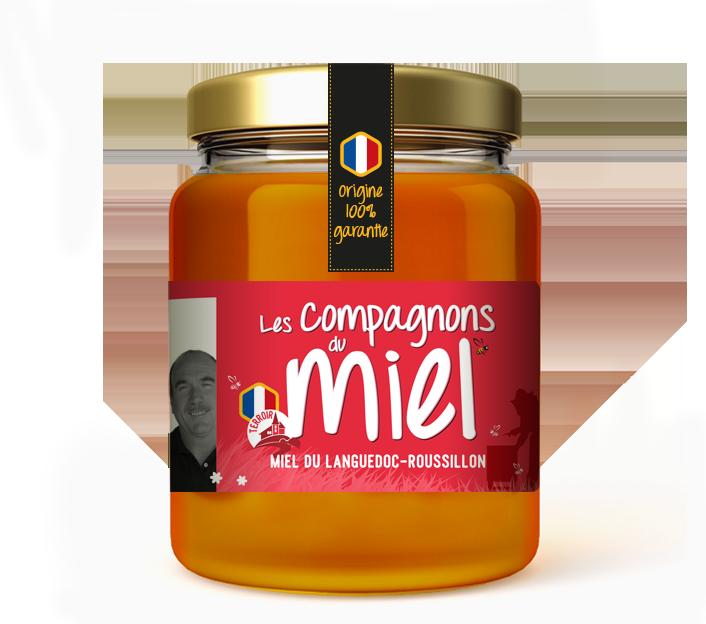 Miel du Langudoc-Roussillon