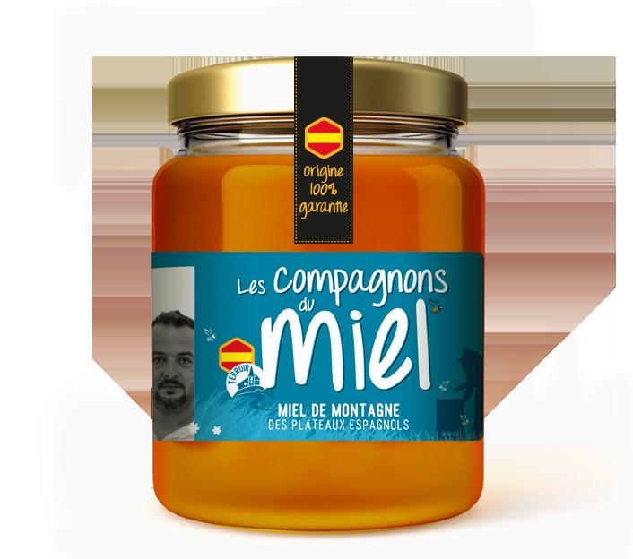 Miel de Montagne des Plateaux Espagnols