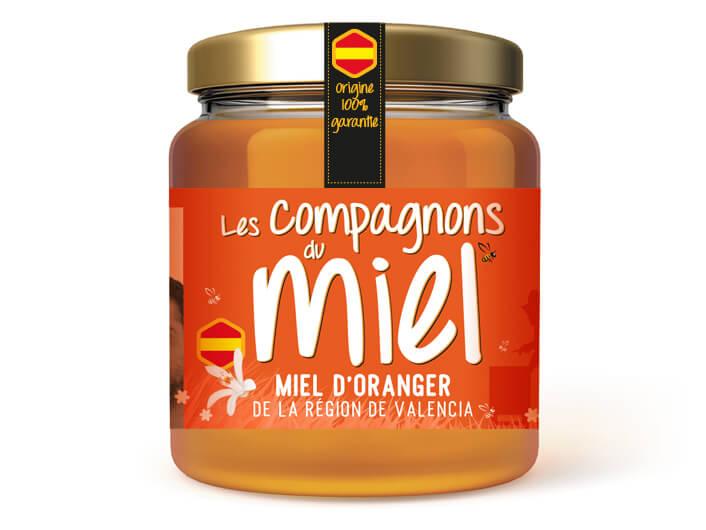 Miel d'Oranger de la Région de Valencia