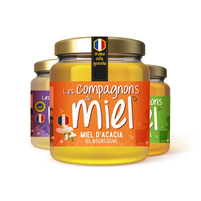 Les miels monofloraux