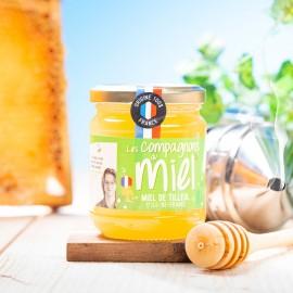 Miel de Tilleul d'Ile-de-France 250g