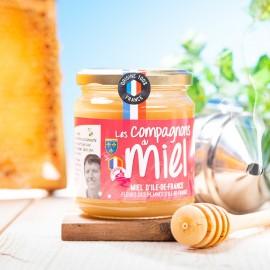 Miel de Fleurs des Plaines d'Ile-de-France 375g