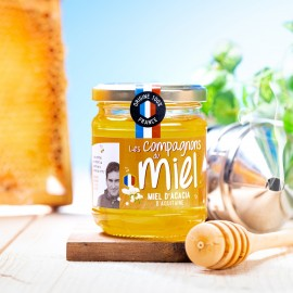 Miel d'Acacia d'Aquitaine 250g