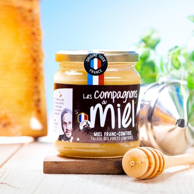 Miel de Tilleul de Franche Comté