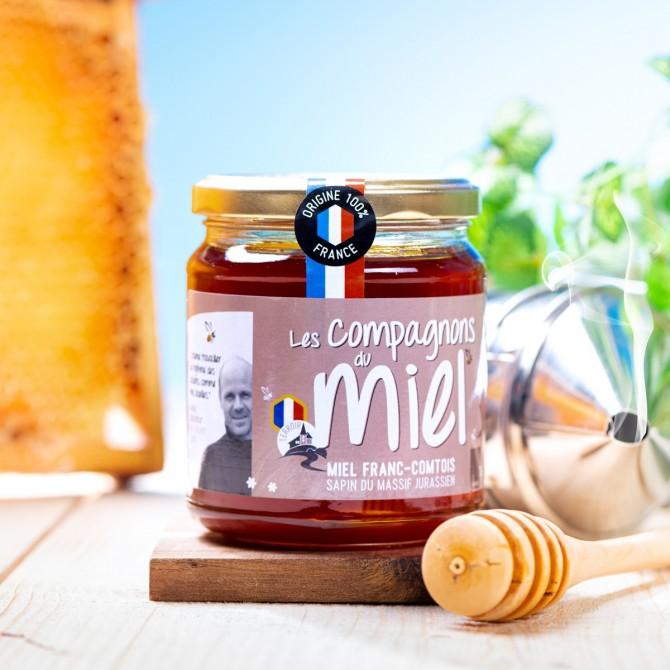 Miel de Sapin de Franche Comté