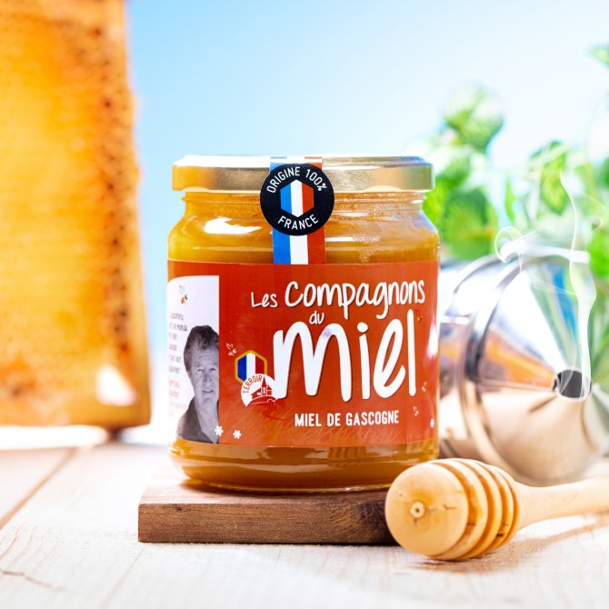 Miel de Gascogne