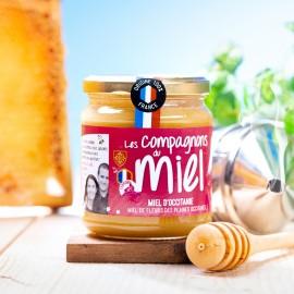 Miel de Fleurs des Plaines Occitanes 375g
