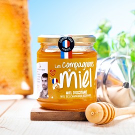 Miel des Campagnes Occitanes 375g