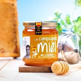 Miel d'Oranger de la Région de Valence