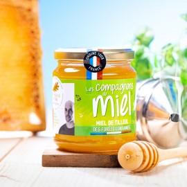 Miel de Tilleul des Forêts Lorraines 375g