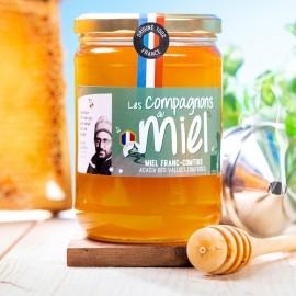 Miel d'Acacia de Franche Comté 750g