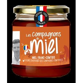 Squeezer Miel de Fleurs Sauvages de Franche-Comté 250g