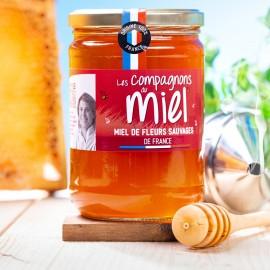 Miel de Fleurs Sauvages de France 750g