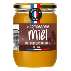 Miel de Fleurs Crémeux de France 750g