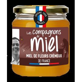 Miel de Fleurs Crémeux de France 375g