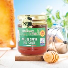 Miel de Sapin des Vosges AOP 250g