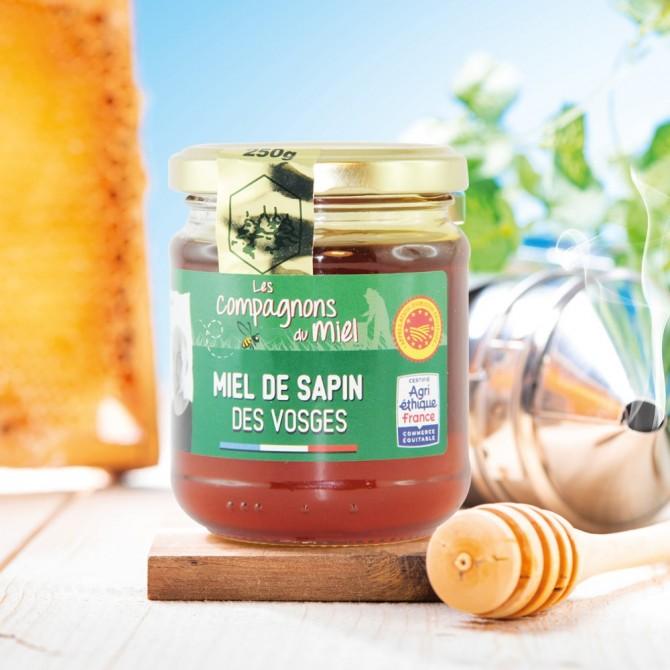 Miel de Sapin des Vosges AOP