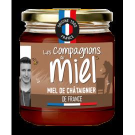 Miel de Châtaignier de France 375g