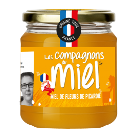 Miel de Fleurs de Picardie 375g