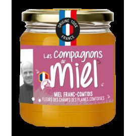 Miel de Fleurs des Champs de Franche-Comté 375g