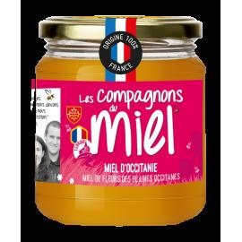Miel de Fleurs des Plaines Occitanes