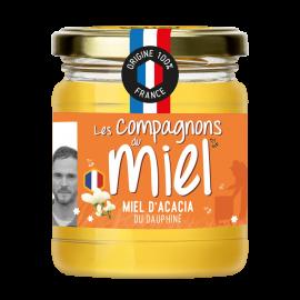 Miel d'Acacia du Dauphiné 250g