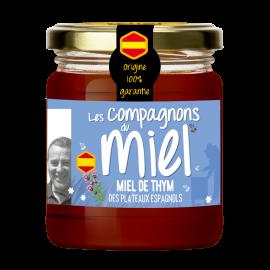 Miel de Thym 375 g - Cordillère Ibérique