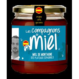 Miel de Montagne 375g - Cordillère Ibérique