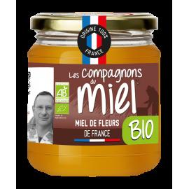 Miel de Fleurs Crémeux Bio 375g