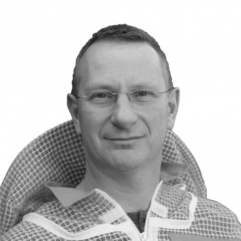 Christophe apiculteur Asfeld Ardennes