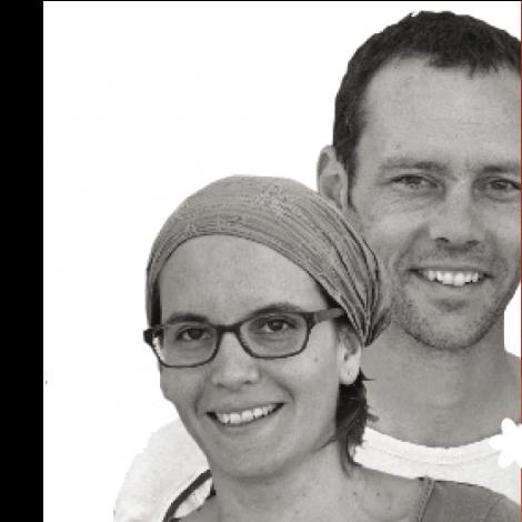 Aurore et Olivier apiculteur Puybegon Tarn