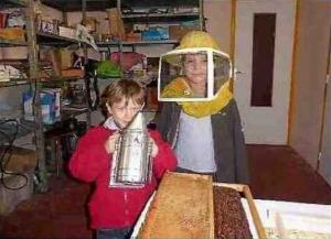Une excellente initiative destinée à préserver les abeilles